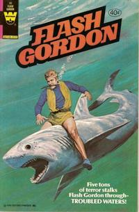 Cover Thumbnail for Flash Gordon (Western, 1978 series) #30 [Overseas Edition - 0.40 USD Cover Price]