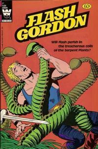 Cover Thumbnail for Flash Gordon (Western, 1978 series) #37 [White Logo Variant]