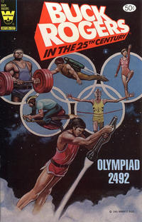 Cover Thumbnail for Buck Rogers in the 25th Century (Western, 1979 series) #12