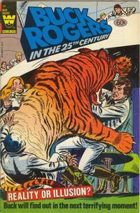 Cover Thumbnail for Buck Rogers in the 25th Century (Western, 1979 series) #15 [Yellow Logo Variant]
