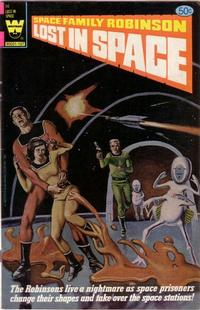 Cover Thumbnail for Space Family Robinson, Lost in Space on Space Station One (Western, 1974 series) #56