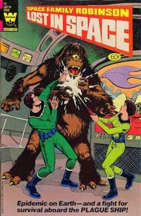 Cover Thumbnail for Space Family Robinson, Lost in Space on Space Station One (Western, 1974 series) #59
