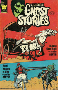 Cover Thumbnail for Grimm's Ghost Stories (Western, 1972 series) #57