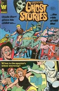 Cover Thumbnail for Grimm's Ghost Stories (Western, 1972 series) #58 [Yellow Logo Variant]