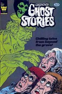 Cover Thumbnail for Grimm's Ghost Stories (Western, 1972 series) #59 [Yellow Logo Variant]