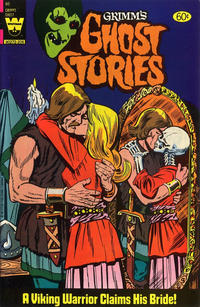 Cover Thumbnail for Grimm's Ghost Stories (Western, 1972 series) #60 [Yellow Logo Variant]