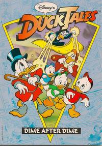 Cover Thumbnail for Disney's Cartoon Tales: Ducktales (Disney, 1991 series)