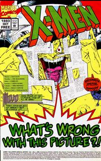 Cover Thumbnail for X-Men Halloween Special Edition (Marvel, 1993 series) #1