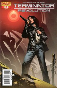 Cover Thumbnail for Terminator: Revolution (Dynamite Entertainment, 2008 series) #3