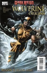 Cover Thumbnail for Wolverine: Origins (Marvel, 2006 series) #33