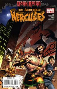 Cover Thumbnail for Incredible Hercules (Marvel, 2008 series) #127