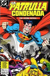 Cover Thumbnail for Patrulla Condenada (Zinco, 1988 series) #10