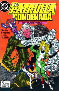 Cover Thumbnail for Patrulla Condenada (Zinco, 1988 series) #15