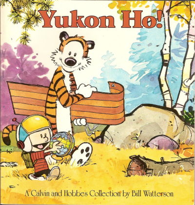 Cover for Yukon Ho! (Andrews McMeel, 1989 series)