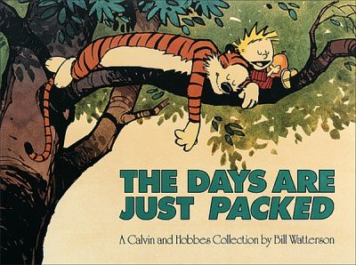 Cover for The Days Are Just Packed (Andrews McMeel, 1993 series)