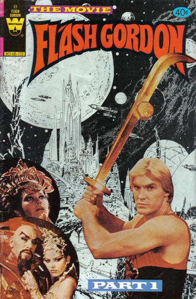 Cover for Flash Gordon (Western, 1978 series) #31