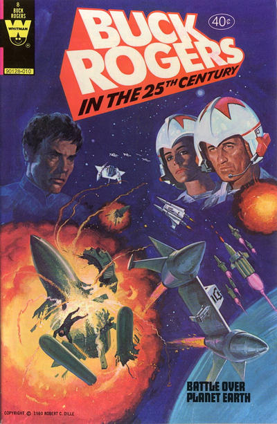 Cover for Buck Rogers in the 25th Century (Western, 1979 series) #8