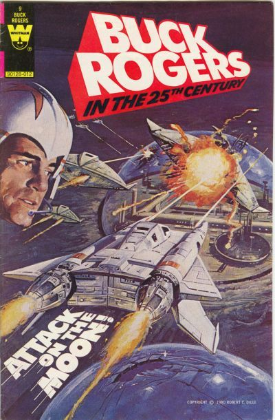 Cover for Buck Rogers in the 25th Century (Western, 1979 series) #9