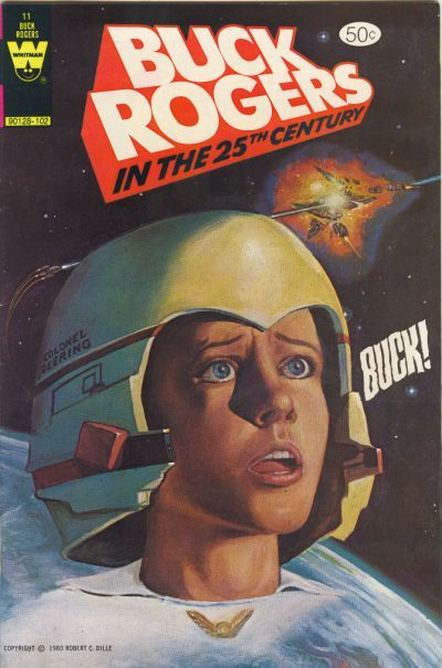 Cover for Buck Rogers in the 25th Century (Western, 1979 series) #11
