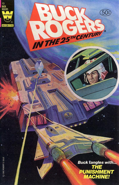 Cover for Buck Rogers in the 25th Century (Western, 1979 series) #13