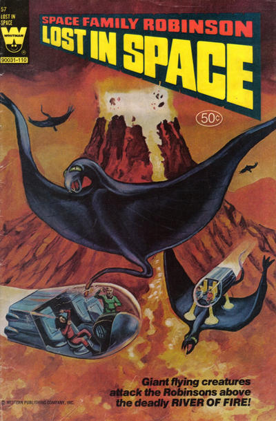 Cover for Space Family Robinson, Lost in Space on Space Station One (Western, 1974 series) #57