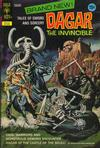 Cover for Tales of Sword and Sorcery Dagar the Invincible (Western, 1972 series) #1