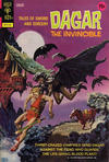 Cover for Tales of Sword and Sorcery Dagar the Invincible (Western, 1972 series) #3