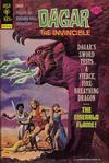 Cover for Tales of Sword and Sorcery Dagar the Invincible (Western, 1972 series) #10 [Gold Key]