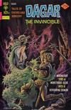 Cover for Tales of Sword and Sorcery Dagar the Invincible (Western, 1972 series) #11 [Gold Key]