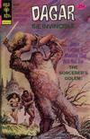 Cover for Tales of Sword and Sorcery Dagar the Invincible (Western, 1972 series) #13 [Gold Key Version]