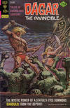 Cover for Tales of Sword and Sorcery Dagar the Invincible (Western, 1972 series) #16