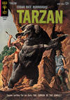 Cover for Edgar Rice Burroughs' Tarzan of the Apes (Western, 1962 series) #134