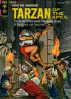 Cover for Edgar Rice Burroughs' Tarzan of the Apes (Western, 1962 series) #143