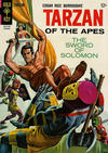 Cover for Edgar Rice Burroughs' Tarzan of the Apes (Western, 1962 series) #148