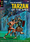 Cover for Edgar Rice Burroughs' Tarzan of the Apes (Western, 1962 series) #149