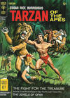 Cover for Edgar Rice Burroughs' Tarzan of the Apes (Western, 1962 series) #161