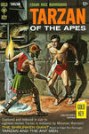 Cover for Edgar Rice Burroughs' Tarzan of the Apes (Western, 1962 series) #175