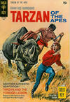 Cover for Edgar Rice Burroughs' Tarzan of the Apes (Western, 1962 series) #192