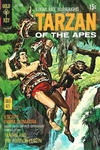 Cover for Edgar Rice Burroughs' Tarzan of the Apes (Western, 1962 series) #193