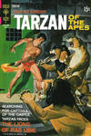 Cover for Edgar Rice Burroughs' Tarzan of the Apes (Western, 1962 series) #201