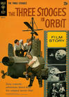 Cover for The Three Stooges in Orbit Film Story (Western, 1962 series) #[nn]