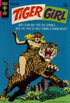 Cover for Tiger Girl (Western, 1968 series) #1