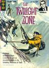 Cover for The Twilight Zone (Western, 1962 series) #8