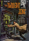 Cover for The Twilight Zone (Western, 1962 series) #10
