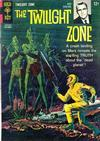 Cover for The Twilight Zone (Western, 1962 series) #17