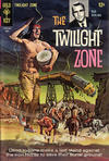 Cover for The Twilight Zone (Western, 1962 series) #25