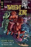 Cover for The Twilight Zone (Western, 1962 series) #34