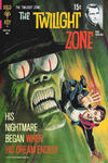 Cover for The Twilight Zone (Western, 1962 series) #37