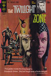 Cover for The Twilight Zone (Western, 1962 series) #41
