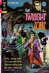 Cover for The Twilight Zone (Western, 1962 series) #51 [Gold Key]